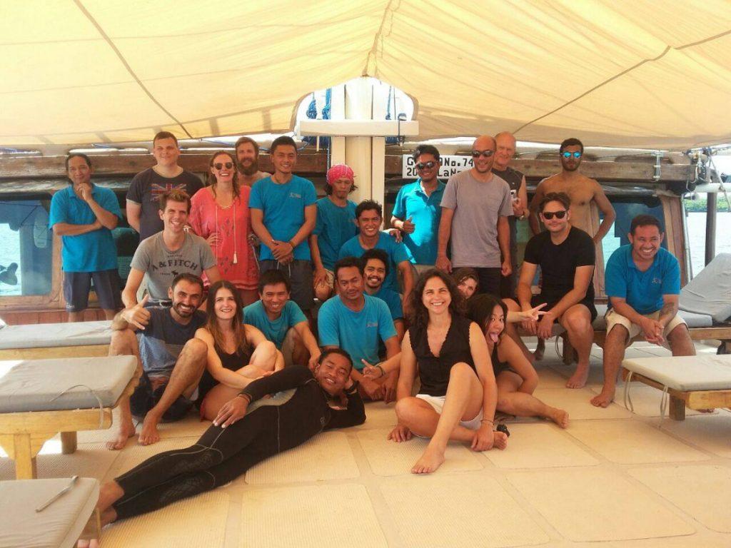 Où faire de la plongée Bali francophone?