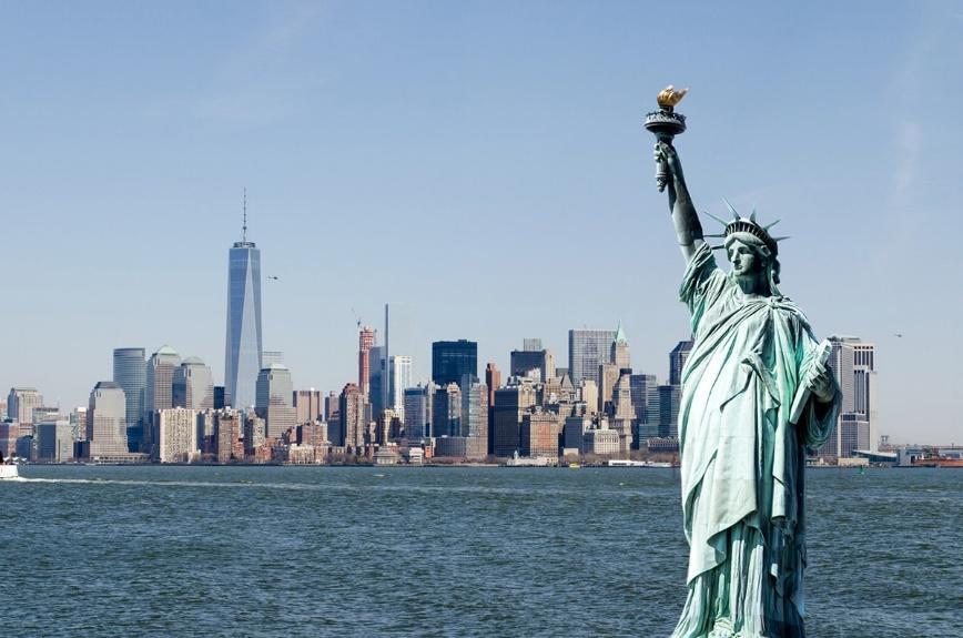Les villes aux États-Unis, elles sont tous méritées à visiter