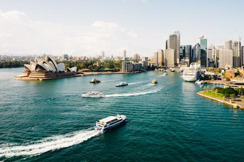 Australie devient une destination pour le loisir! Voulez-vous en visiter?