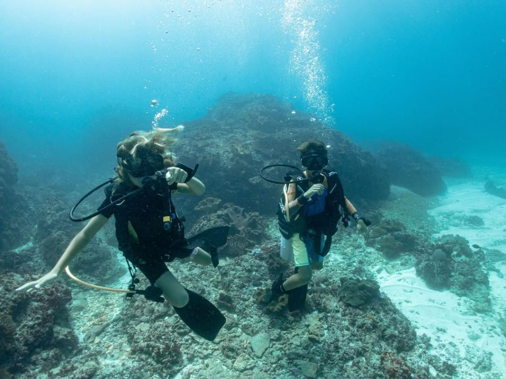 À quoi s'attendre de Nusa Penida Diving?